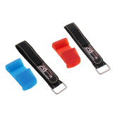 RJXHOBBY RJX2911 20X220mm Battery Strap with TPU Landing Gear for 2S-4S Battery