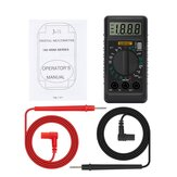 ANENG Mini Digital Multimeter with Buzzer Overload Protection Pocket Voltage Ampere Ohm Meter