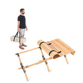 Naturehike Folding Table Ultralight Wood Waterproof Outdooors Camping Picnic Desk