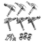 6PCS 6R Guitar Tuning Pegs Tuners Machine Heads for Fender Replacement
