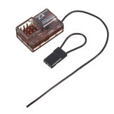 2.4G 3CH Receiver for SY-TX2 Remote Controller Transmitter RC Car Spare Parts