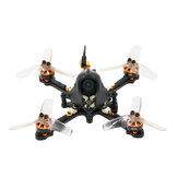 Eachine Tyro89 DIY 115 mm F4 2,5 inch tandenstoker FPV Racing Drone PNP met Caddx Turbo Eos2 1200TVL-camera