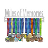 Sport Medal Display Shelf Rack Running Sports Medals Hanger for 36/60 Medals