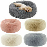 Miękka Puppy Cat Dog Pet Bed Cave Sleeping Nest House Mat Poduszka Ciepła zmywalna
