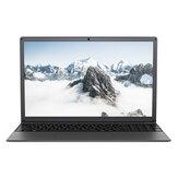 Ordinateur portable BMAX S15 15,6 pouces Intel N4100 8 Go 128 Go SSD 178 ° Angle de visualisation Clavier pleine taille pour ordinateur portable