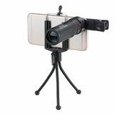 Portátil 99x99 HD BAK4 Monocular óptico de visión diurna y nocturna al aire libre cámping Senderismo Telescopio de caza