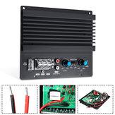 12V 600W 3Dクリスタル電源入力カーオーディオサブウーファーアンプボードプレーヤー
