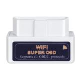 Mini ELM327 WiFi OBD2 Bezprzewodowy samochodowy czujnik diagnostyczny V1.5 Układ PIC25K80