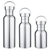 350-750ML 304 Stainless Steel Wide Mouth Sport Water Bottle