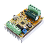 BLDC Three-phase DC Brushless Hallless Motor Controller ESC Motor Driver Board High Power