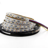 DC12V 5IN1 RGB + CCT LED Strip Light 5050 Flexible Tape Non-waterproof Indoor Lamp Home Decor