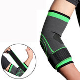 1PC Kyncilor Elasticity Breathable Elbow Support Sports Fitness Weight Lifting Basketball Elbow Brace Protective Gear