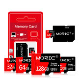MORIC TF Card Tarjeta de memoria 32GB 64GB 128GB Pendrive Class 10 U1 U3 TF Flash Card