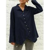 Женская асимметричная футболка Дизайн повседневные рубашки