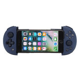 Flydigi WEE 2T Adjustable Bluetooth Phone Clip Gamepad Game Controller untuk PUBG untuk iOS Android Ponsel Angkatan Laut