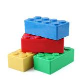 1 قطعة الإبداعية تخزين مربع vanzlife بنة الأشكال البلاستيك توفير مساحة مربع فرض سطح المكتب مفيد مكتب المنزل حفظ سطح المكتب المنظم