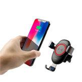 Cargador inalámbrico de carga rápida Bakeey de 10 W para iPhone 8Plus XS 11 Pro Huawei P30 Pro Mate 30 5G Mi9 9Pro S10 + Oneplus 7 Pro