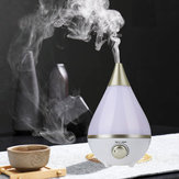 Home Essential Oil Ultrasonic Humidifier Diffuser Air Purifier LED Night Decorations