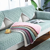 Fabric Soft Sofa Couch Cover Non-slip Slipcover Sofa Towel Protective Mat Living Room