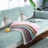 Materiał Soft Sofa Rozkładana kanapa Antypoślizgowa narzuta Sofa Ręcznik Mata ochronna Salon