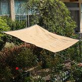 Garden Sand Sun Shade Sail Cloth Mesh Awning Shadecloth Canopy Outdoor HDPE 90% Sunshade Net