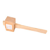 MYTEC Solid Small BeechWood Carpenter Mallet Beat Wooden Hammers Rafter Woodworking Tools Hand Tools