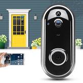 Dzwonek wideo Kamera Bezprzewodowa sieć Wi-Fi Bezpieczeństwo Dzwonek Dzwonek do drzwi Domofon 720P