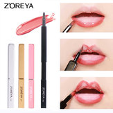 ZOREYA Retractable Lip Brushes Pinceaux de maquillage professionnel P