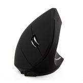 Wowpen CM0090 1600DPI Souris optique rechargeable sans fil à conception verticale et ergonomique pour PC Ordinateur portable