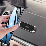 Yesido Mini Magnetische Dashboard Auto Telefoon Houder Auto Mount Voor 4.0-6.5 inch Smart Phone voor iPhone 12 voor Samsung Galaxy Note 20 ultra