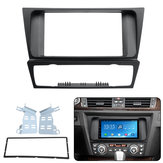 2Din Autoradio Stereo Surround Fascia Panel Plate Adapter Voor BMW 3 Serie E90 E91 E92 E93 04-12