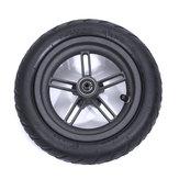 MI Eスクーターのための8.5インチの車輪の後部タイヤの車輪の完全なゴム製空気