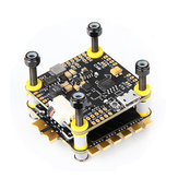 T-motor F7 HD Flight Controller 5V/10V 2A BEC & F55A PROII 55A Blheli_32 3-6S Brushless ESC compatible for DJI Digital HD FPV Air Unit 30.5x30.5mm