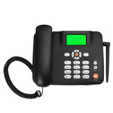Dual SIM Card Desktop Phone Portable Wireless Terminal GSM Desk Mobiltelefon Feature Phone