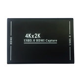 4K HD a HD Video Capture Scatola USB3.0 per telefoni cellulari OBS Game Live Scatola per PC TV