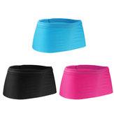 6 Pockets Breathable Fabric Running Waist Belt Pouch Jogging Phone Bag Cycling Waist Packbag