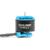 HGLRC FD1106 1106 3800KV 3-4S Brushless Motor for RC Drone FPV Racing