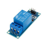 10pcs 1 Channel 5V Relay Control Module Low Level Trigger Optocoupler Isolation Geekcreit for Arduino - products that work with official Arduino boards