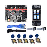 BIGTREETECH 5 stks TMC2280 V3.0 DIY Opties Drivers + SKR V1.3 32Bit Controller Board + TFT24 Touch Screen Kit voor 3D Printer onderdelen