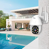 BESDER P08 1080P H.265 Speed Dome Outdoor WiFi Wireless Pan Tilt IP Camera 2 Way Audio IR Vision IP ONVIF Video Surveillance