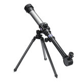20X 30X 40X Monocular Astronomical Telescope with Portable Tripod Children Toy