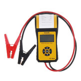 LANCOL MICRO-300 Digital Car Battery Load Tester with Printer 12V  Car Diagnostic Tool Battery Capacity Checker