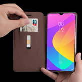 MOFI Shockproof Flip with Stand Card Slot Full Body PU Leather Protective Case for Xiaomi A3 / Xiaomi CC9e Non-original