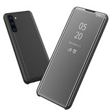 Bakeey Smart Sleep Window View Bracket Protective Case For Samsung Galaxy Note 10/Note 10 5G