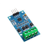 RS422 to TTL Transfers Module Bidirectional Signals Full Duplex 422 to Microcontroller MAX490 TTL Converter Module