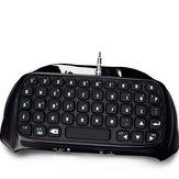 Mini tastiera Bluetooth Gamepad per giochi wireless con tastiera per Sony Playstation 4 PS4 Controller di gioco