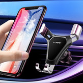 Floveme Gravity Linkage Air Vent Car Phone Holder 360 Degree Rotation For 4.7-7.0 Inch Smart Phone for iPhone for Samsung Xiaomi Mi9 Redmi Note 8