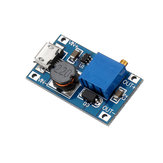 DC-DC 2/24V to 5/9/12/28V 2A Booster Board Step Up Module Replace XL6009 MY2_30