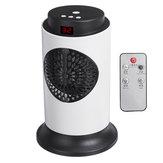 1000W 220V Aire Calentador Ventilador Calentador eléctrico Calentador de aire Dispositivo de calentamiento de invierno con Control remoto