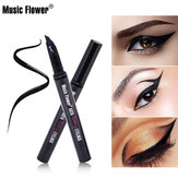 Music Flower Automatic Rotation Push-Pull Durable Waterproof